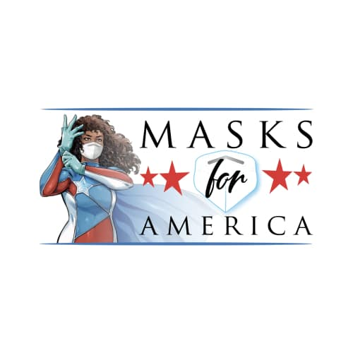 Home F Masks for America